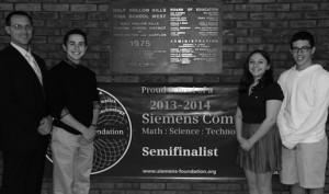 Siemens group photo
