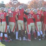 East Islip Redmen Upset Bellport, Colts Up Next