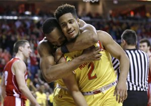 Melo Trimble looks to lead the Terps to a championship in their second season in the Big Ten.