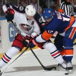 New York Islanders threatening in the Metropolitan Division