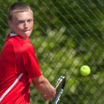 Hills West Boys Tennis Wins County Championship