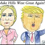The World of Politics Reaches Hills West