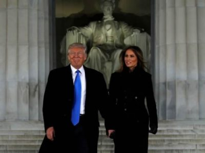Inauguration Sensation: Welcoming the 45th President of the United States