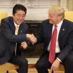 Japanese Prime Minister Shinzo Abe Visits the United States