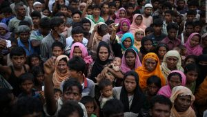 The History of the Rohingya Muslims in Myanmar
